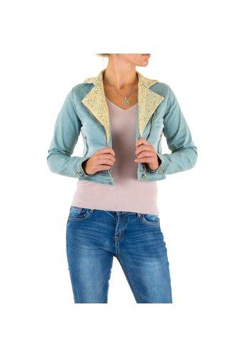 RESALSA Damen Jacke von Resalsa - L.blue