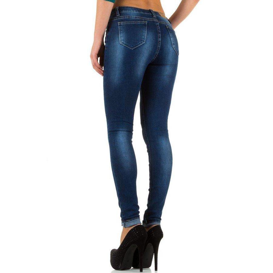 Damen Jeans von Miss Bonn - blue