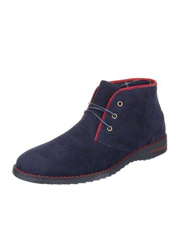 Neckermann Heren casual boot Blauw