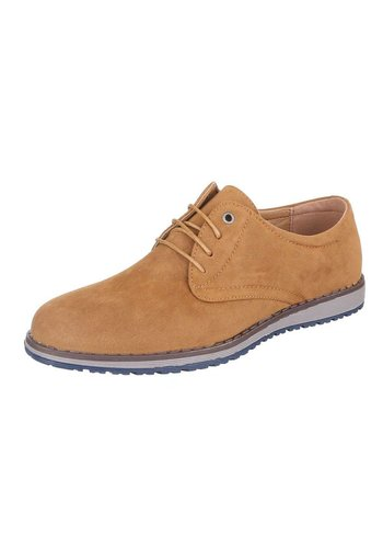 Neckermann Chaussures pour hommes - camel