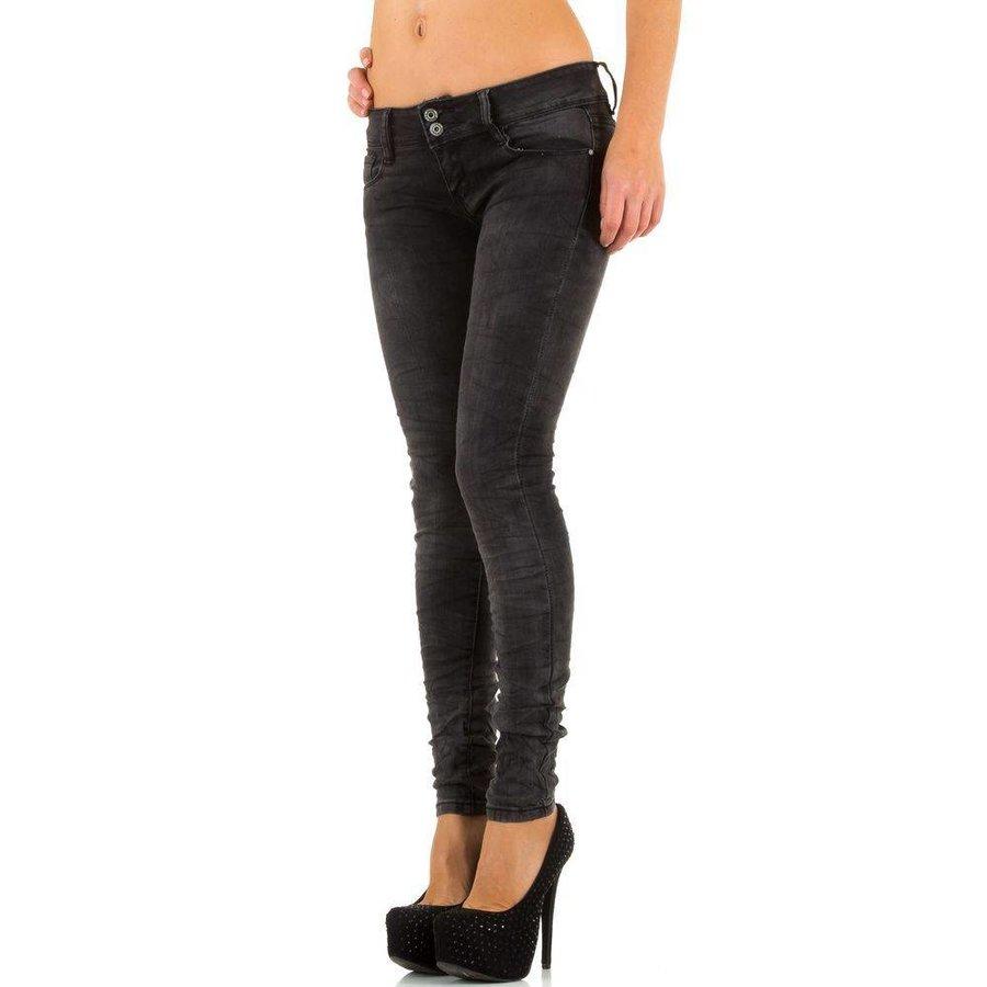 Damen Jeans von Just F - DK.grey