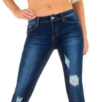 Damen Jeans von Marilyn&John - blue
