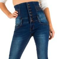 Damen Jeans von Just F - blue