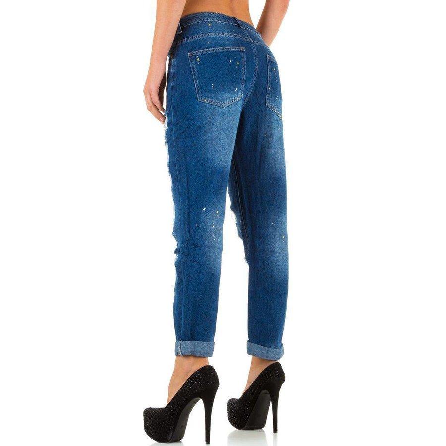 Damen Jeans von Kiss Pink - blue