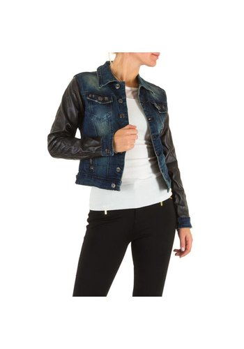 MISS TWO Damen Jacke von Miss Two - blue
