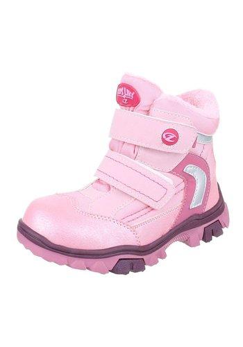 Neckermann Kinder Boots-Roze