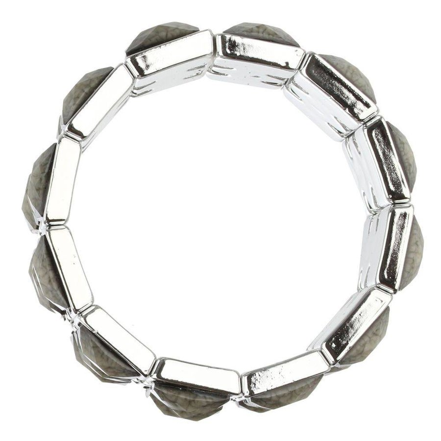 Damen Armband - grey