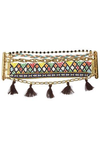 Neckermann Damen Armband - brown