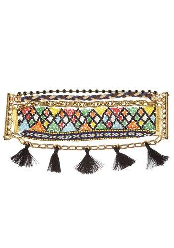 Neckermann Damen Armband - black