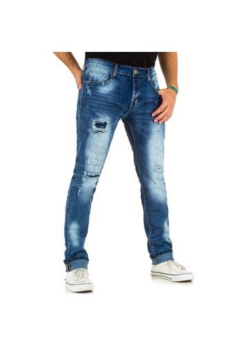 BLACK ACE Herren Jeans von Black Ace - blue