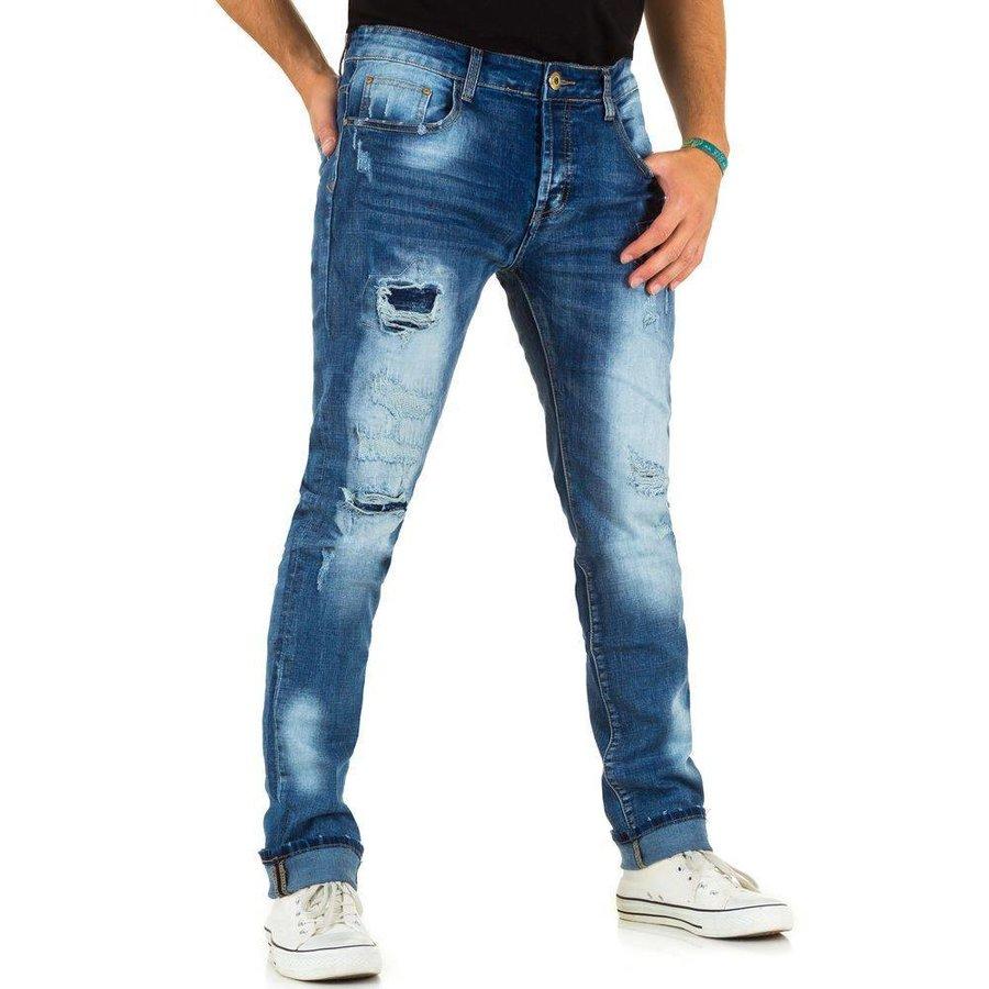 Herren Jeans von Black Ace - blue