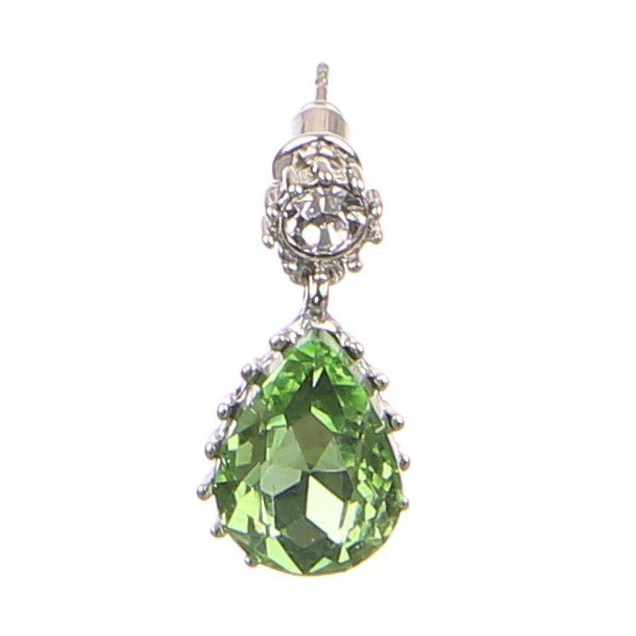 Damen Halskette - green