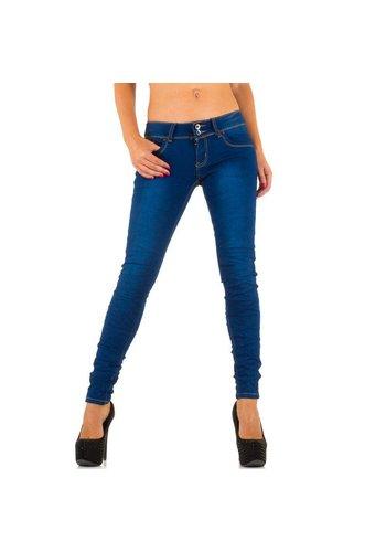 JUST F Damen Jeans von Just F - blue