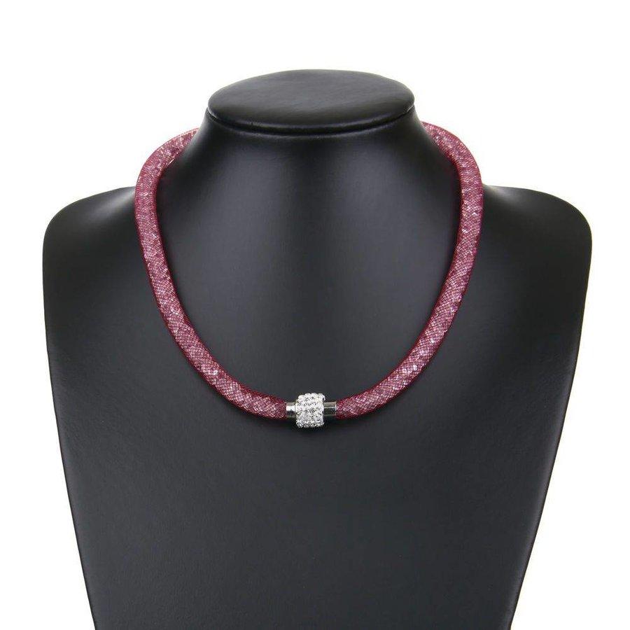 Damen Halskette - wine