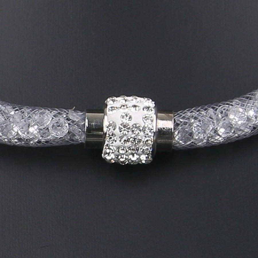 Damen Halskette - D.white