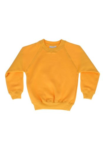 Neckermann Kinder Pullover - yellow