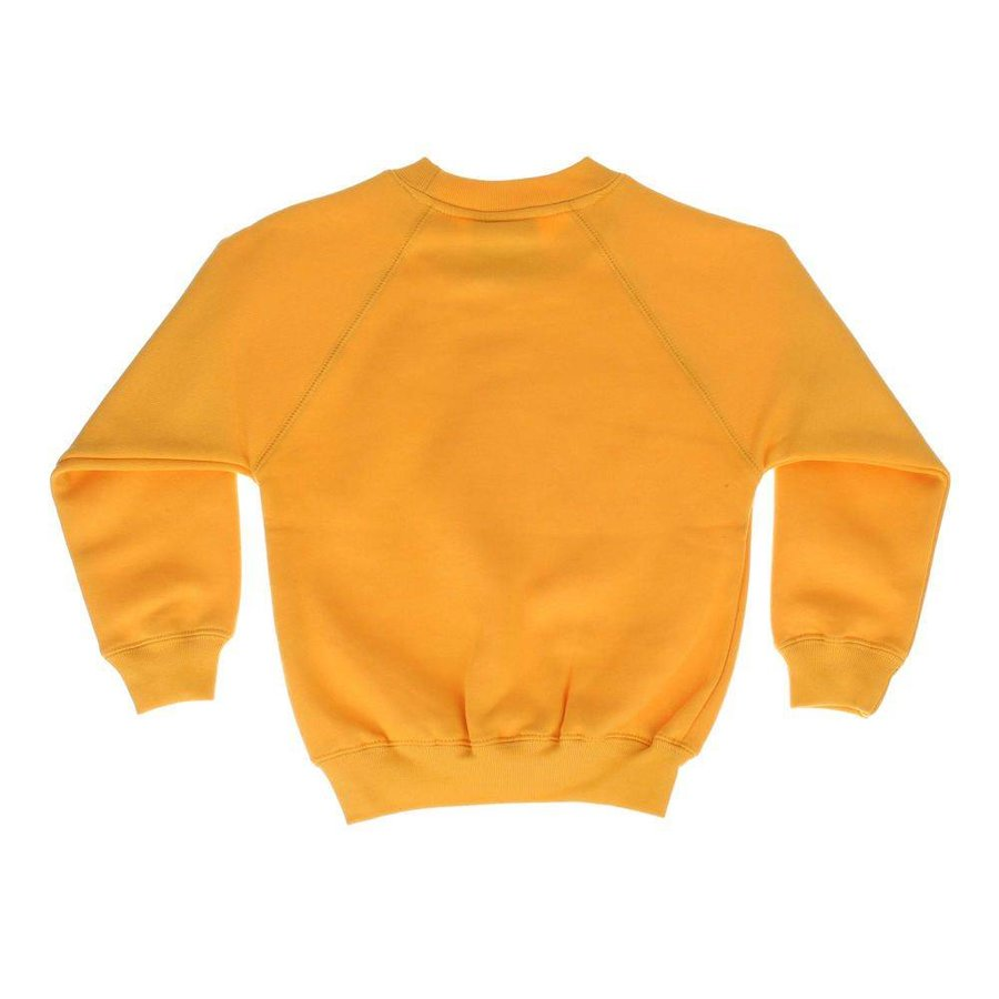 Kinder Pullover - yellow
