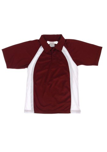 Neckermann Kinder T-Shirt - wine