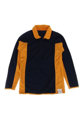 Neckermann Kinder sport sweater - Zwart