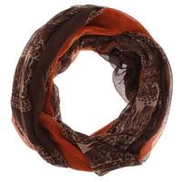 Damen Schal Gr. one size - brown