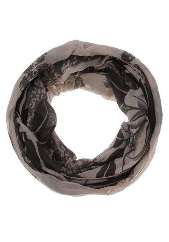 Neckermann Dames Sjaal one size - bruin