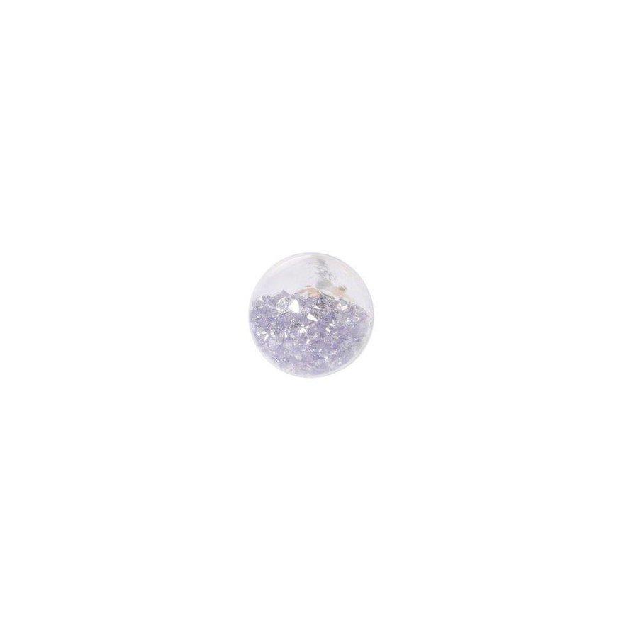 Damen Ohrringe - violet