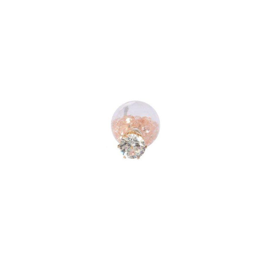 Damen Ohrringe - pink