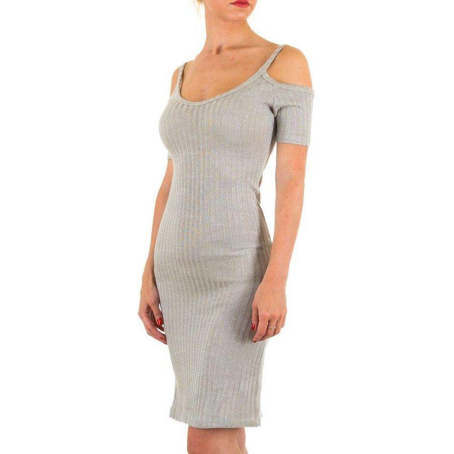 Damen Kleid - silver