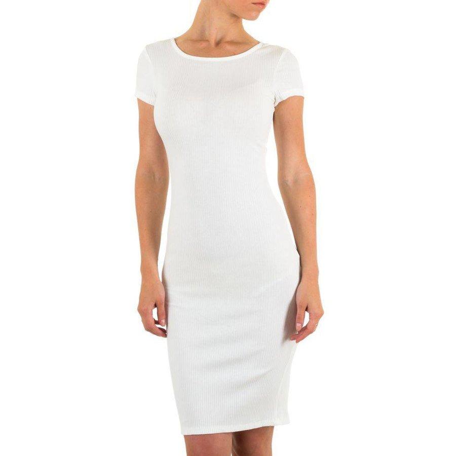 Damen Kleid - white