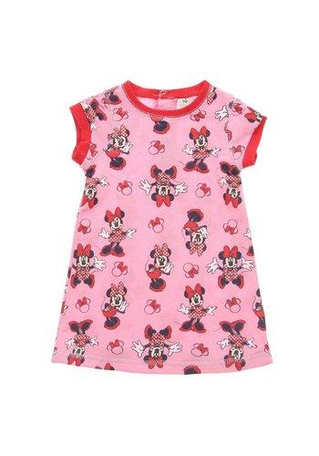 Markenlos Kinder Nachthemd van Disney Baby - Roze