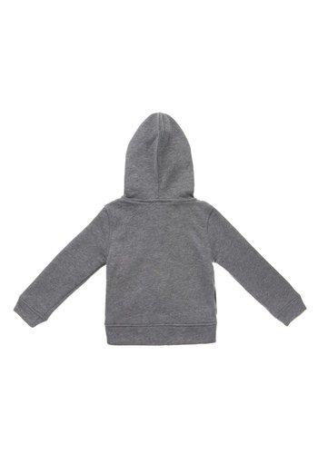 Markenlos Kinder Kapuzenpulli von H&M - grey