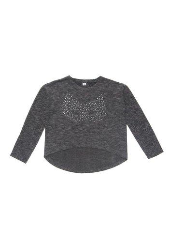 Neckermann Kinder Sweater Grijs