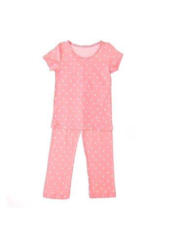 Markenlos Kinder Schlafanzug von M&S - rose