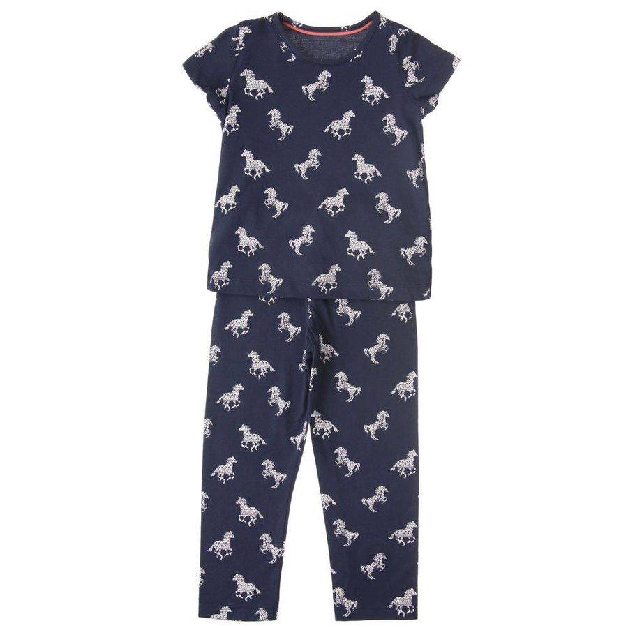 Kinder Schlafanzug von M&S - navy