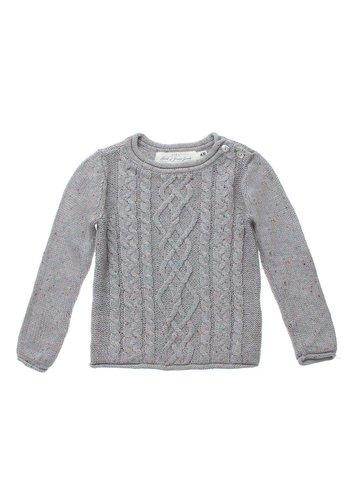 Markenlos Kinder Pullover von L.O.G.G. - grey