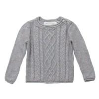 Kinder Pullover von L.O.G.G. - grey