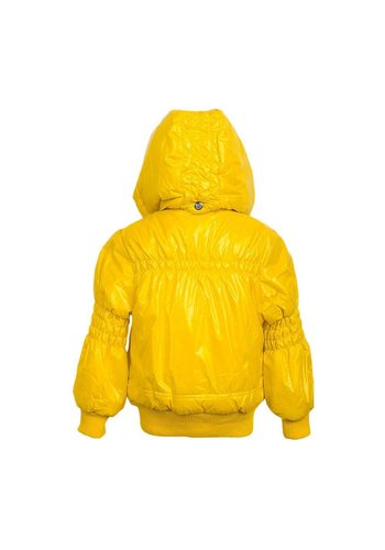 Markenlos Kinder Jack van Bg France 1988 - geel