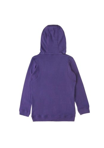 Neckermann Kinder Kapuzenpulli - violet