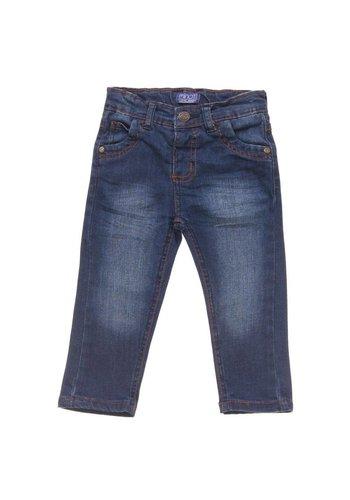 Markenlos Kinder Jeans van Minoti - blauw
