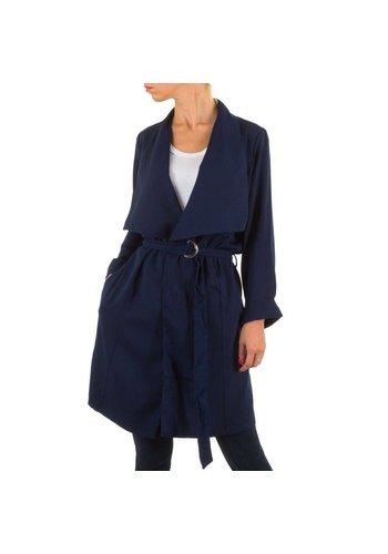 Neckermann Dames Mantel - Blauw