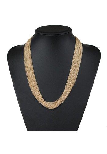 Neckermann Dames halsketting Goud