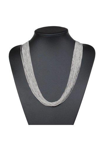 Neckermann Dames halsketting Zilver