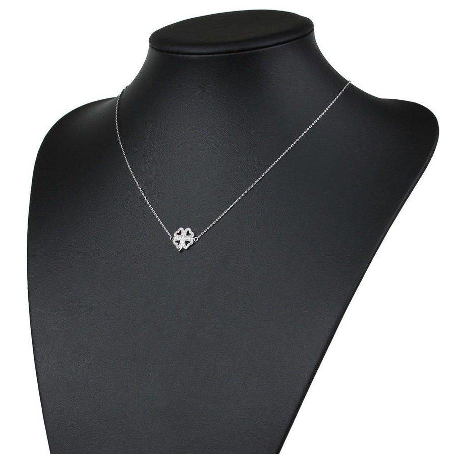 Damen Halskette - silver