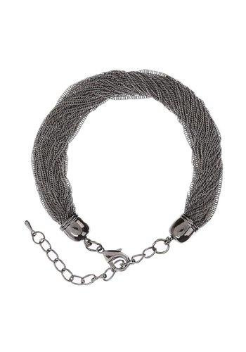 Neckermann Damen+Armband+-+grey