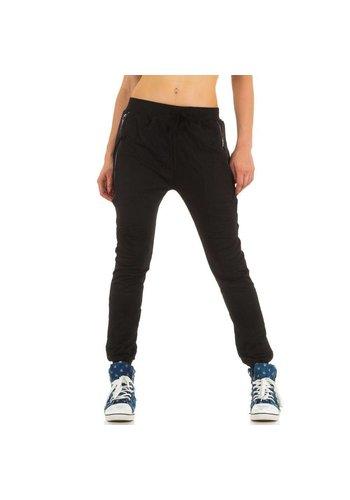 Markenlos Dames broek van Ld Style - zwart