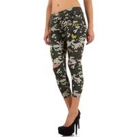 Damen Jeans von Miss Rj - armygreen