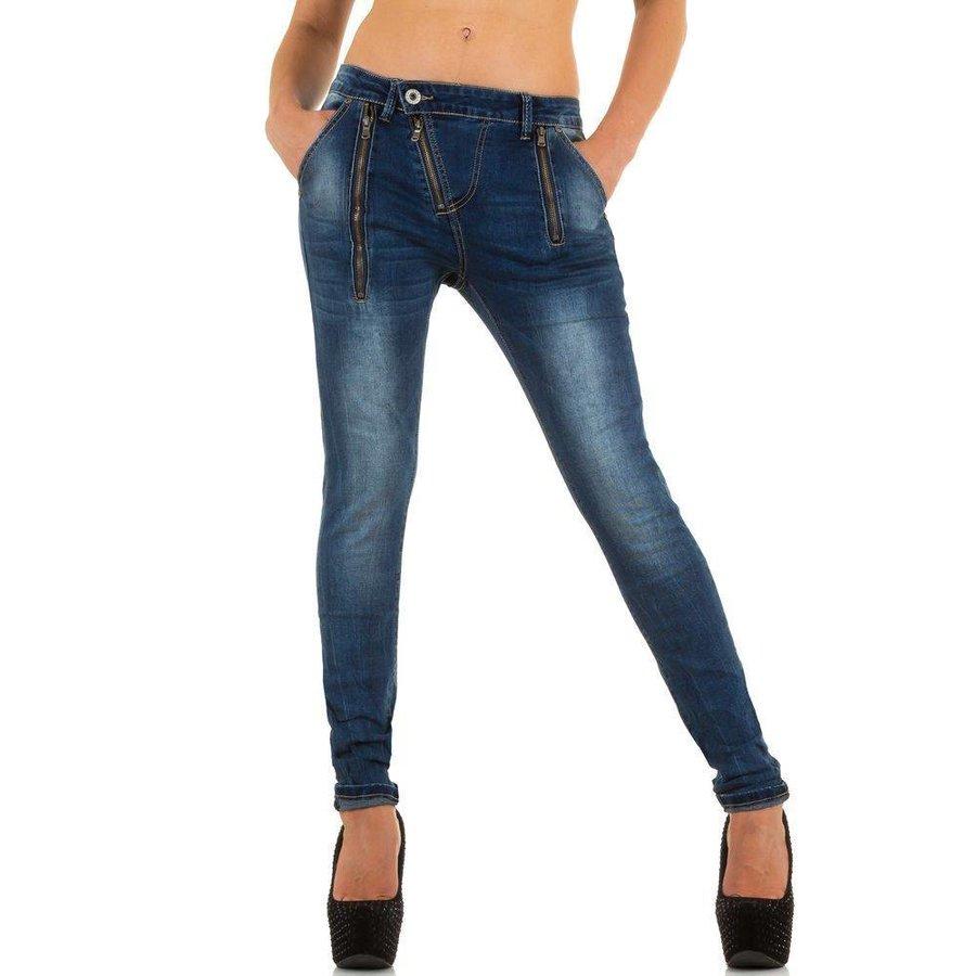 Damen Jeans von Hello Miss - blue