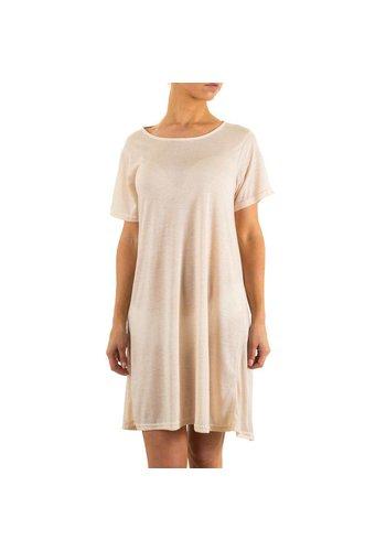 JCL Robe pour femmes de  Jcl - Crème