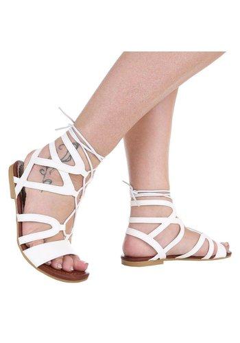Neckermann Damen Sandalen - weiß