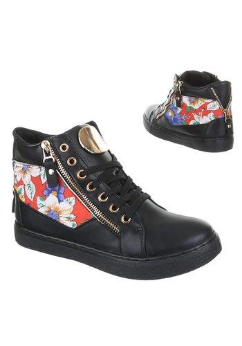RUAN Dames sneakers Zwart